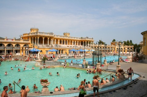 Szechenyi Baths Budapest Compressor Things To Do In