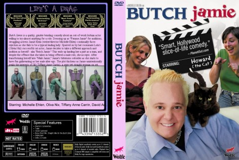 Max Front Cover Butch Jamie