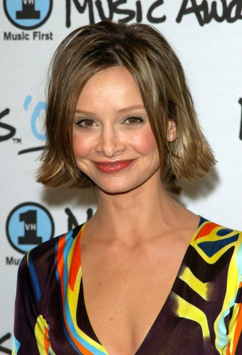 Calista Flockhart Lip Augmentation Calista Flockhart