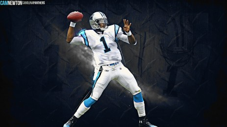 Cam Newton Nfl Player Wallpaper Wallpaper