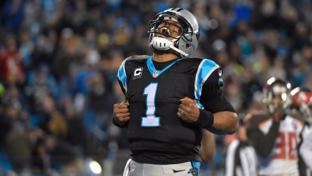 Nfl Carolina Panthers Quarterback Cam Newton Pivresize High Cam Newton