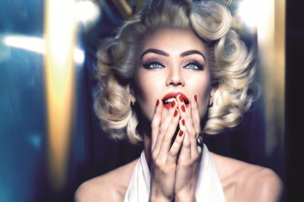 Candice Swanepoel For Max Factor Candice Swanepoel