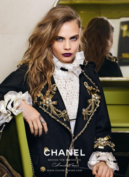 Cara Delevingne Is Set On Winning An Oscar For Best Actress Nyt Tv