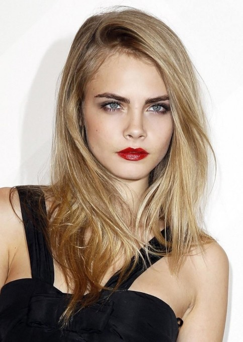 Delevingne Burberry December Hot Cara Delevigne Naked And Alluring Sexy