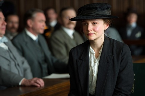 Suffragette Carey Mulligan Meryl Streep Review Carey Mulligan