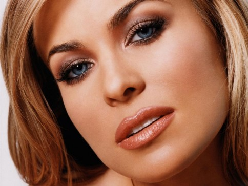 Wallpaper Carmen Electra