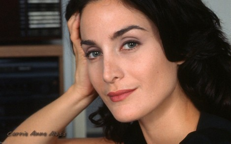 Carrie Anne Moss Hd Wallpapers