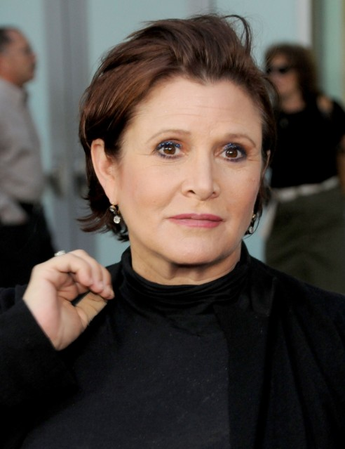 Il Carrie Fisher Nickname Carrie Yi Nata Beverly Carrie Fisher