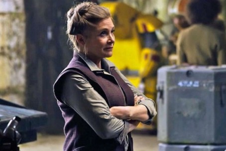 Star Wars The Force Awakens Carrie Fisher Carrie Fisher