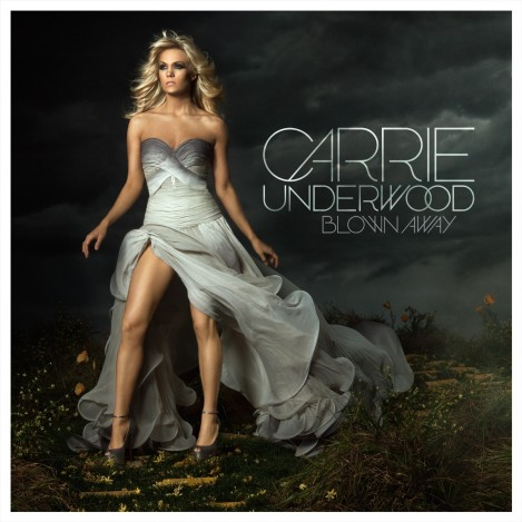 Carrie Underwood Blown Away Album Cover Albums