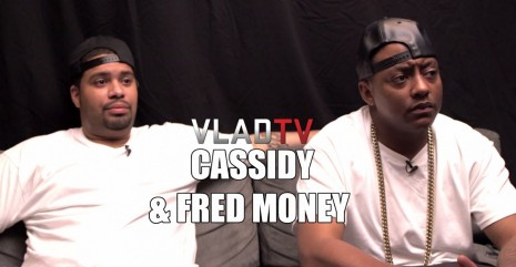 Cassidy Looks Back On Dizaster Battle Says Just Ready To Go Again Vs Dizaster
