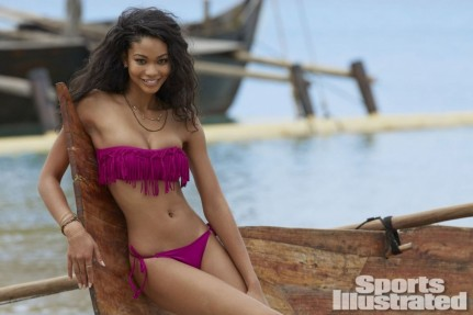 Chanel Iman Sports Illustrated Swimsuit Issue Chanel Iman