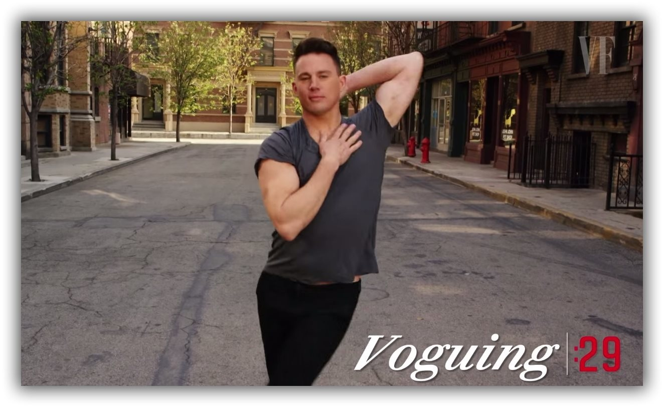 Here Channing Tatum Doing Dances In Seconds Video Magic Mike