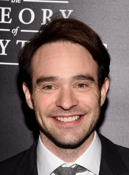 Charlie Cox At The Theory Of Everything Charlie Cox