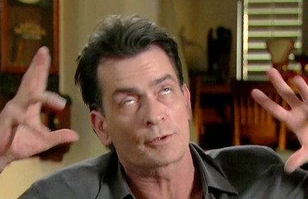 Gal Screencap Charlie Sheen Fashion