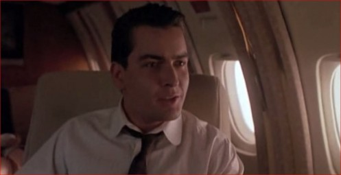 Wall Street Charlie Sheen Young