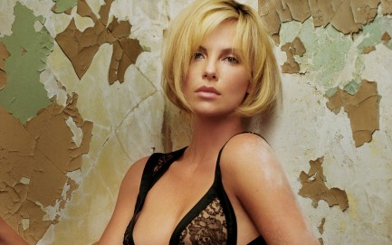 Charlize Theron Body