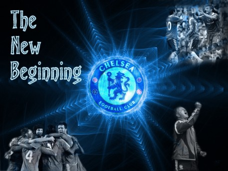 Chelsea Fc Logo Bedroom Wall With Chelsea Fc Chelsea The New Beginning On Bedroom Design Ideas Logo
