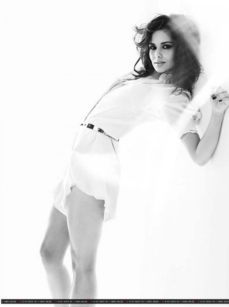 Harpers Bazaar June Outtakes Cheryl Cole