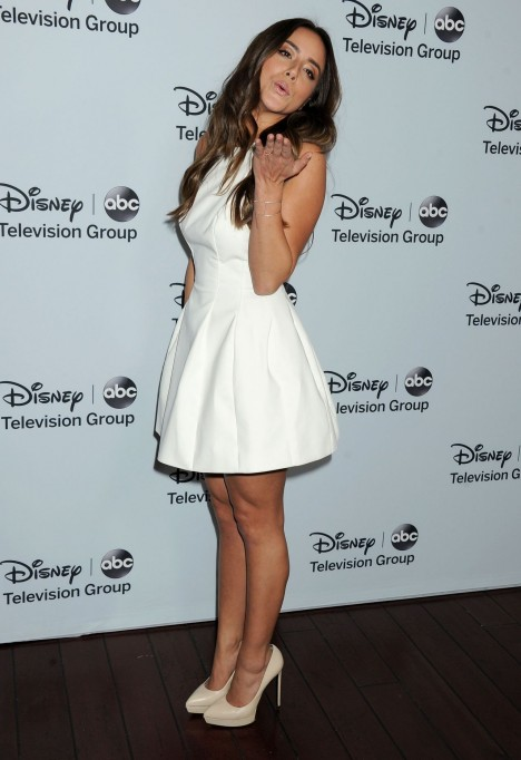 Oe Bennet At Disney Abc Television Group Host Tca Winter Press Tour Oe Bennet