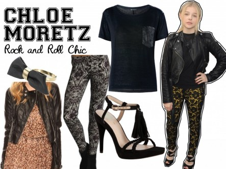 Celebrity Look For Less Oe Moretz Fashion Oe Moretz