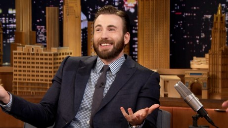 Chris Evans Is Starting To Speak Like His To