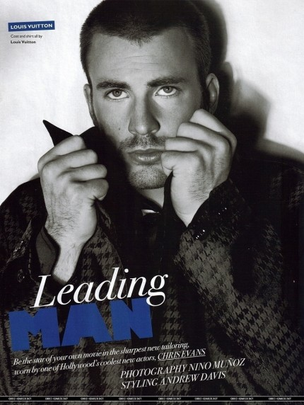 Chris Evans Various Photoshoot Photos Chris Evans Chris Evans