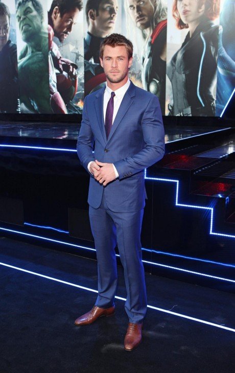 Gallery Movies Avengers Age Of Ultron Premiere Chris Hemsworth Chris Hemsworth