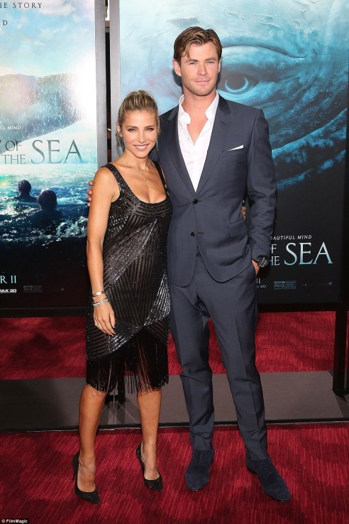 Selling Up Chris Hemsworth And Wife Else Pataky Have Reportedly Chris Hemsworth