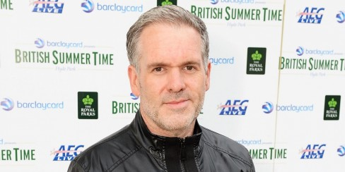 Lan Ape Showbiz Chris Moyles Chris Moyles