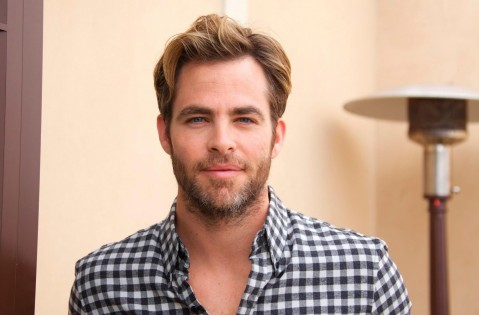 Chris Pine Actor Celebrity Shirt Into The Woods