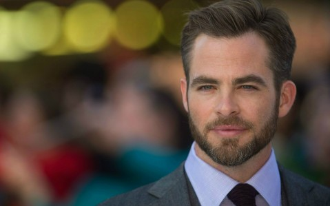 Chris Pine Hot Look Chris Pine