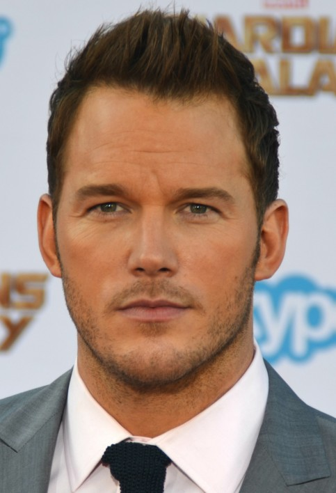 Chris Pratt Guardians Of The Galaxy Premiere July Cropped Chris Pratt