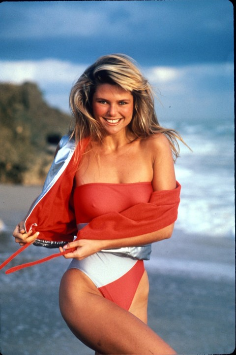 Christie Brinkley Si Christie Brinkley