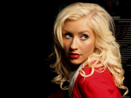 Christina Aguilera Wallpaper Weight