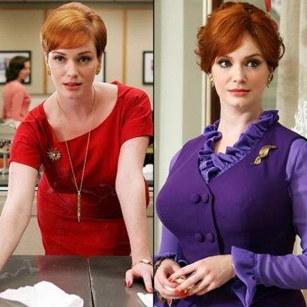 Christina Hendricks Plastic Surgery Before And After Breast Implants Body
