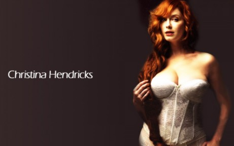 Christina Hendricks Wallpaper Christina Hendricks