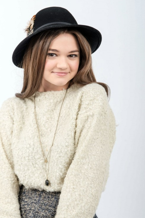 Ciara Bravo Photoshoot December