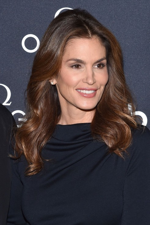 Cindy Crawford Red Carpet Pics The Hospital In The Sky Screening In New York City Cindy Crawford