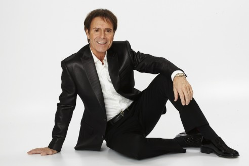 Cliff Richard Alan Olley Photographer Pic Cliff Richard