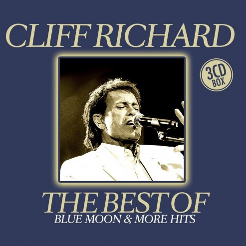 Cliff Richard The Best Of Blue Moon More Hits Cliff Richard