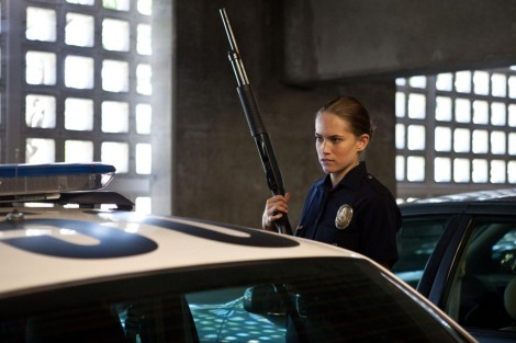 Still Of Cody Horn In End Of Watch Cody Horn
