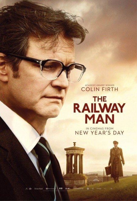 Colin Firth In The Railway Man Movie Movies