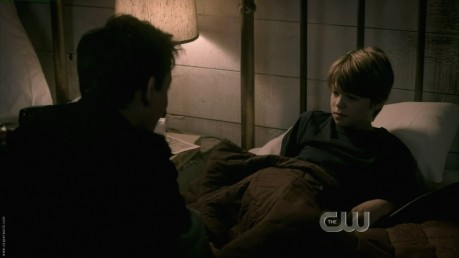 Supernatural Very Supernatural Christmas Colin Ford Colin Ford