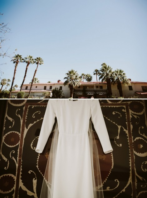 Colony Palms Hotel Palm Springs Wedding Photos Lauren Scotti Colony Palms Hotel