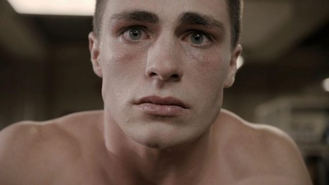 Colton Haynes Covers You Raise Me Up
