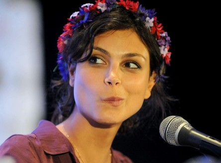 Morena Baccarin Chicago Comic Con Day In Rosem Movies Bfbdd Ef Fe Fed Large Movies