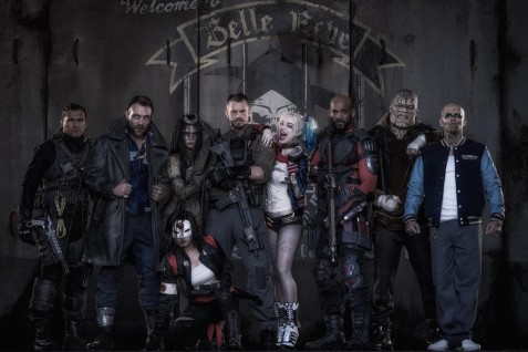 The First Look Footage At Suicide Squad From Comic Con Is Officially Online And It Is Movie