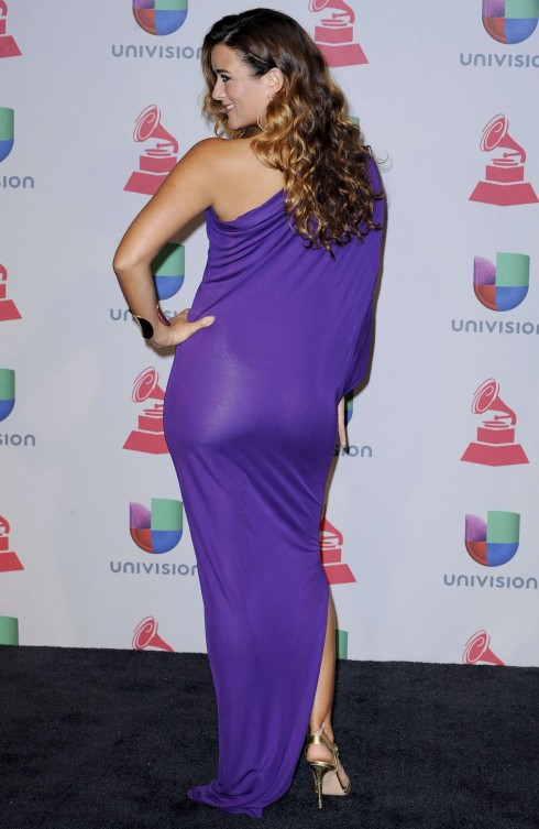Cote De Pablo At The Th Annual Latin Grammy Awards In Las Vegas Cote De Pablo