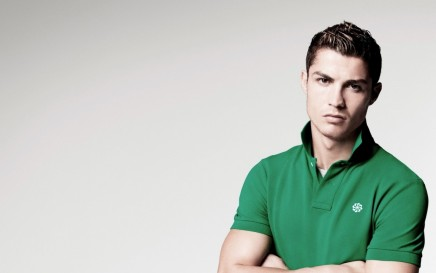Cristiano Ronaldo Casual Fashion